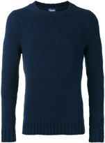 Drumohr crew neck top - men - Cotton/Nylon - 48
