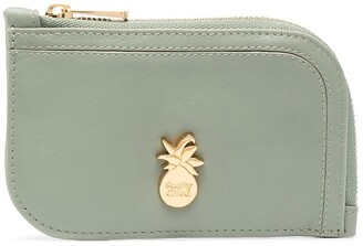 See by Chloe Logo-Plaque Leather Wallet
