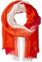Calvin Klein Ombre Sarong Cover-Up Scarves