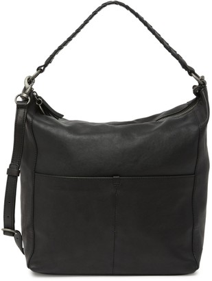 Lucky Brand Vala Leather Hobo Shoulder Bag