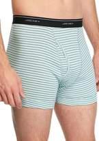 Jockey Men's Cotton Underwear Boxer Briefs - 4 Pack