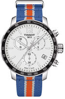 Tissot New York Knicks Quickster Stainless Steel Chronograph Watch