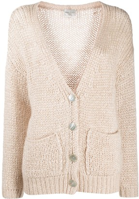 Forte Forte Patch-Pocket Cardigan