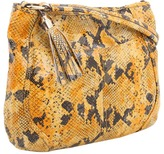B. Makowsky Earheart Hobo (Marigold) - Bags and Luggage