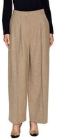 Valentino Herringbone Pleated Pant