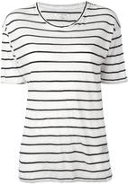 Etoile Isabel Marant striped T-shirt - women - Cotton/Linen/Flax - XS