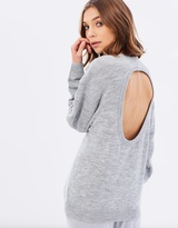 Nude Lucy Venice Cut-Out Knit