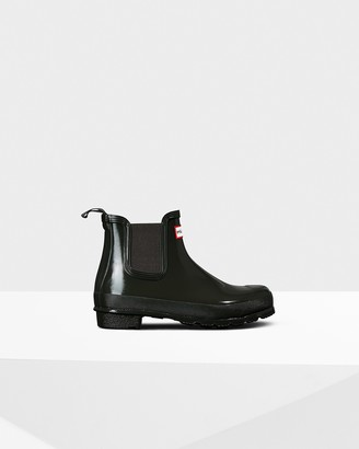 Hunter Women's Original Gloss Chelsea Boots