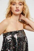 Free People Sparkle Bright Tube Top