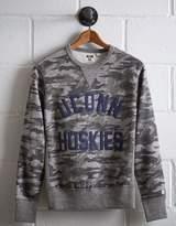 Tailgate UCONN Huskies Camo Sweatshirt