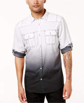 INC International Concepts I.n.c. Men's Ombre Shirt, Created for Macy's