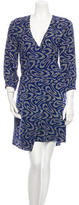 Vanessa Bruno Printed Shift Dress