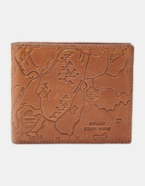 Fossil Mylo Brown RFID Large Coin Pocket Bifold