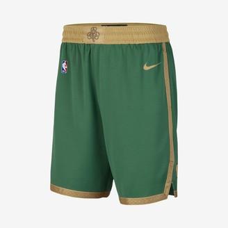 Nike NBA Swingman Shorts Celtics City Edition