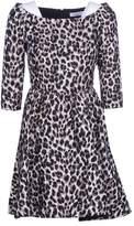 Christian Dior Leopard Dress