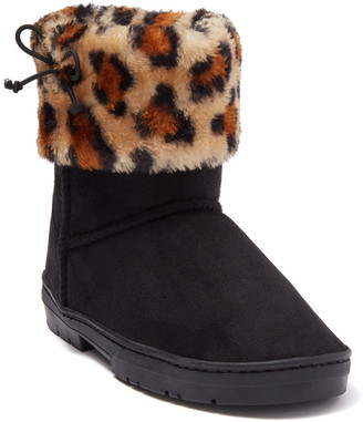 Bebe Winter Faux Fur Boots