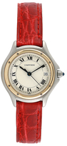 Cartier Vintage Cougar 18K Yellow Gold & Stainless Steel Watch, 26mm