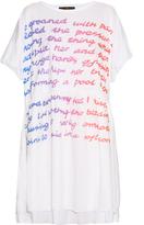 Vivienne Westwood Groan Tee cotton dress