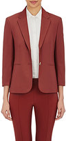 The Row WOMEN'S DOUBLE-STRETCH-TWILL NOPMAN JACKET