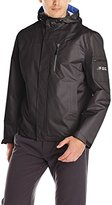 London Fog FOG by Men's Northwood Waterproof Breathable Rain Jacket
