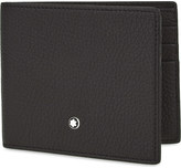 Montblanc MeisterstÃ1⁄4ck Soft Grain leather wallet