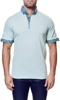 Maceoo Contemporary Fit Polo (Big & Tall)