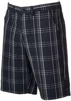 Apt. 9 Men's Flat-Front Patterned Shorts