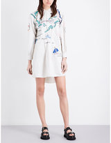 Kilometre Eleuthera bahamas linen dress