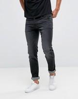 Firetrap Skinny Black Jeans