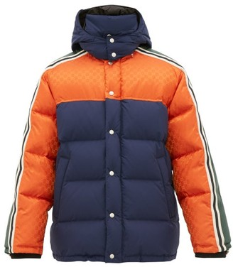 Gucci GG Monogram Quilted Down Jacket - Multi