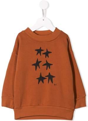 Bobo Choses star print sweatshirt