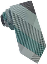 William Rast Clifford Plaid Silk Tie