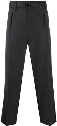 Valentino belted tailored trousers