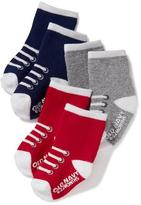 Old Navy Non-Skid Socks 3-Pack for Baby