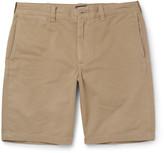 J.Crew Stanton Cotton-Twill Chino Shorts