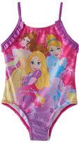 Disney Princess Toddler Girl One-Piece Swimsuit