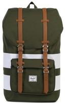 Herschel Men's 'Little America' Backpack - Green