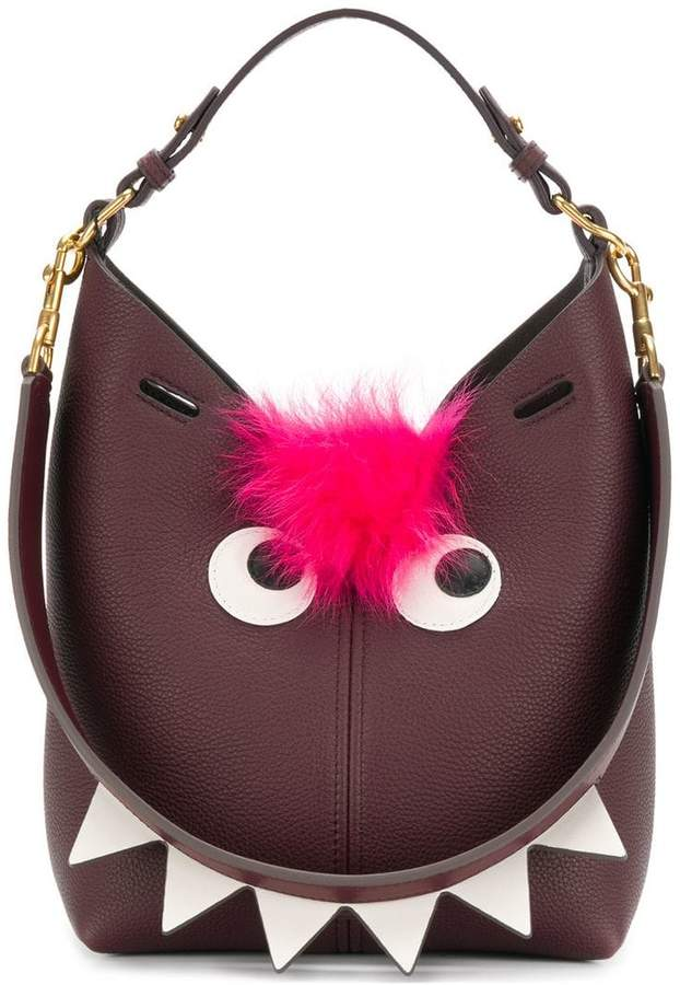 Anya Hindmarch Creature shoulder bag