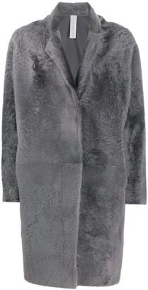 Furling By Giani Mid-Length Fur Coat