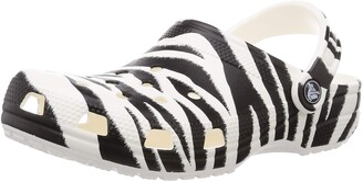 Crocs Classic Printed Clog | Comfortable Water Shoes