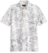 Polo Ralph Lauren Hampton Map-Print Shirt