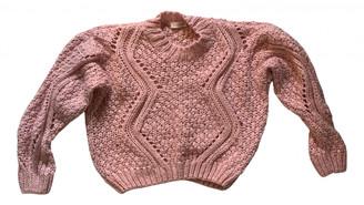 Stine Goya Pink Polyester Knitwear