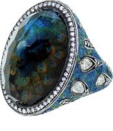Sevan Biçakci Peacock Citrine Ring