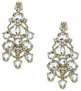 Kate Spade Chantilly Gems Statement Drop Earrings