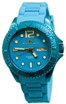 Adee Kaye Women's AK5433-L (BLU) D' Alluminio Collection Watch