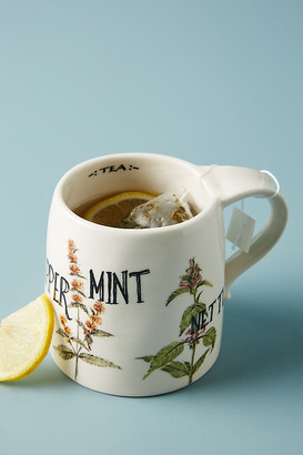 Anthropologie Spices Tea Mug By in Assorted Size MUG/CUP
