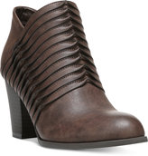 Fergalicious Calhoun Detailed Ankle Booties
