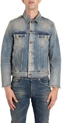 Saint Laurent Rodeo Denim Jacket