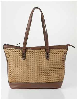 Jag Sarah Double Handle Tote Bag