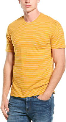 Vince Feeder Stripe T-Shirt
